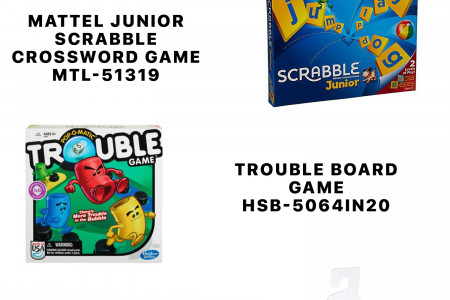5 Affordable Board Games Online Infographic
