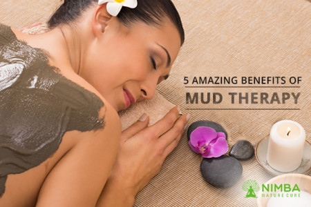 5 Amazing Benefits of Mud Therapy (You Must Know) Infographic