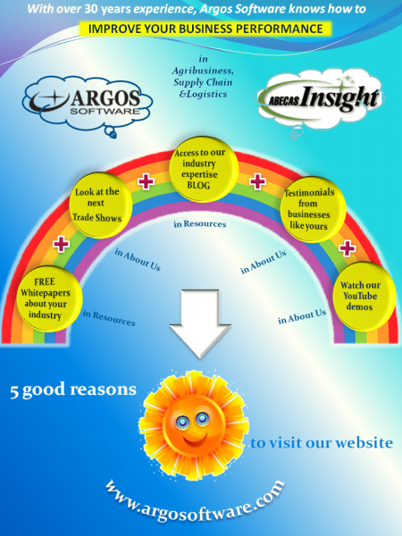 5 benefits for your business: follow the rainbow  Infographic