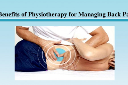 5 Benefits of Physiotherapy for Managing Back Pain Infographic