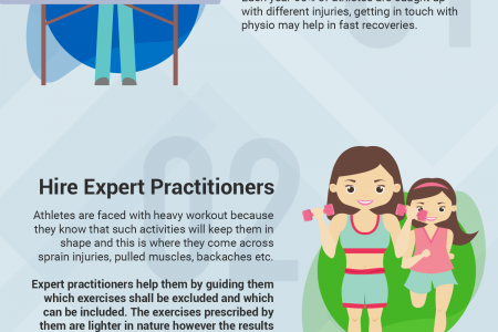 5 Benefits Of Physiotherapy! Infographic