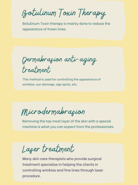 5 Best Anti-Aging Treatments in Lincoln   Infographic