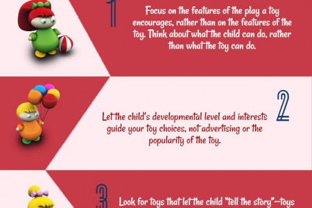 5 Big Things to Consider When Choosing Toys Infographic