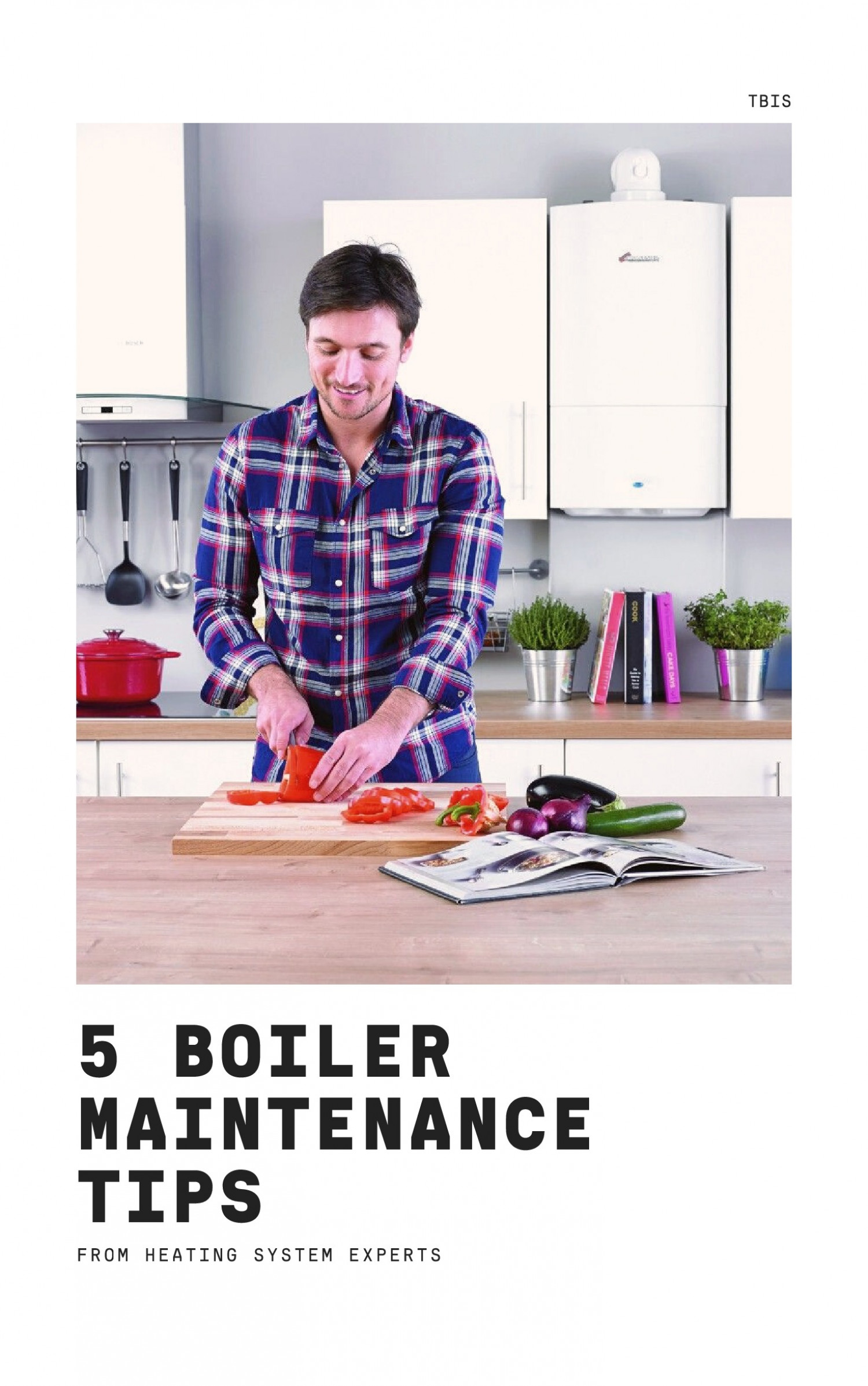 5 Boiler Maintenance Tips From Heating Systems Experts Infographic