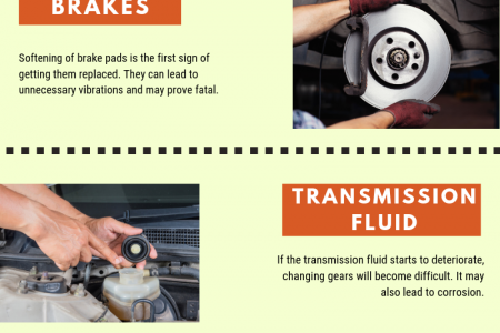 5 Car Repair Needs That You Should Not Ignore Infographic