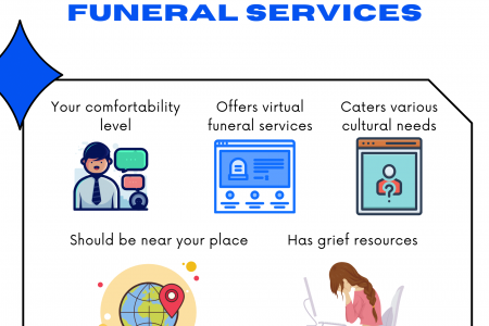 5 Elements to Look for in One-Stop Funeral Services Infographic