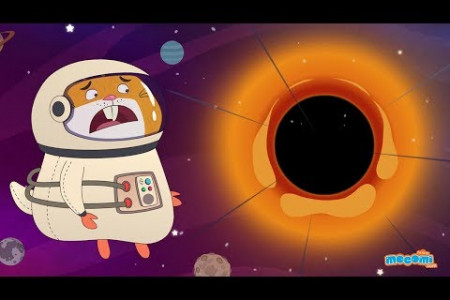 5 Facts about Black Holes Infographic