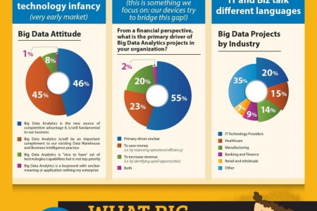 5 Facts Everyone Should Know About Big Data Infographic
