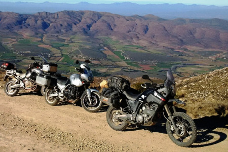 5 Hottest Adventure Motorcycle Tours to Try This Weekend Infographic