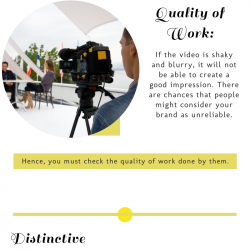 Do you want to create marketing videos for your business? For this, you will have to hire the best video production company. Selecting a video product