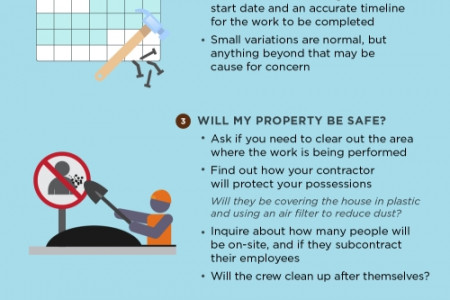 5 Questions to Ask Before You Hire a Contractor  Infographic