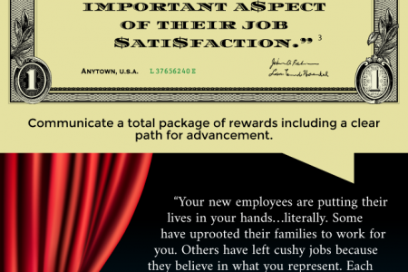 5 Quotes that Will Convince You to Implement a Transparent Recruiting Process Infographic