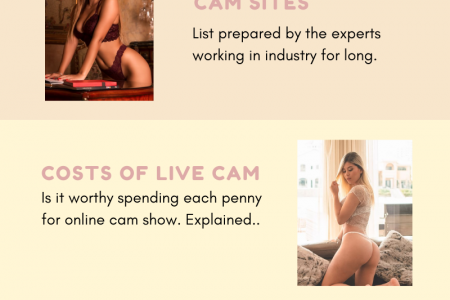 5 Reason you should be aware of Adult Cam Sites  Infographic
