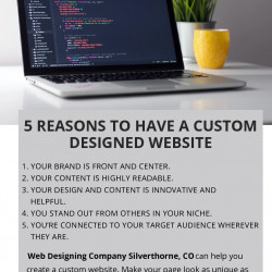 A strong web design has a lot more to it than a good color scheme and decent content. A good website forces your brand to stand out naturally. Web Des