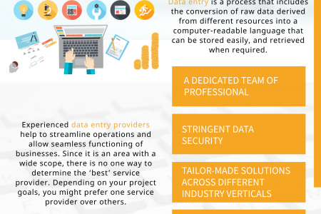 5 Reasons Why Hire Damco Solutions for Data Entry Outsourcing Services Infographic