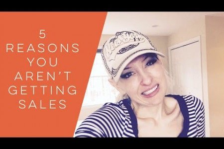 5 Reasons You Aren't Making Sales - how to start an etsy shop -  Infographic