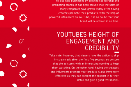 5 Reasons You Should Be Advertising on YouTube Infographic