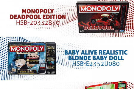 5 Recreational Monopoly Board Game Online  Infographic