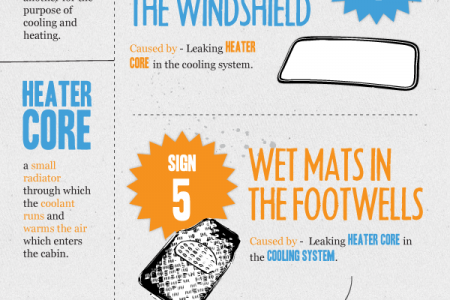 5 Signs Your Cooling System Needs Repairing (And A Cheap Way To Fix It) Infographic