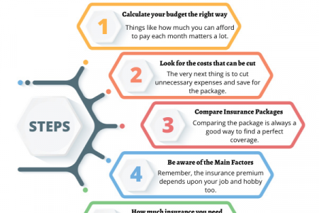 5 Steps To Follow Before Buying An Insurance Infographic