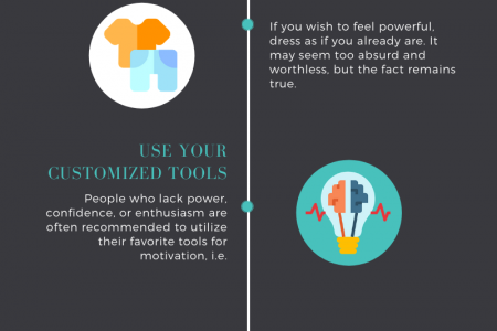 5 Things Which Will Make You Feel More Powerful Instantly Infographic