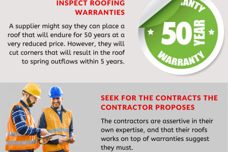 5 Tips To Select The Best Roof For Your Home Infographic