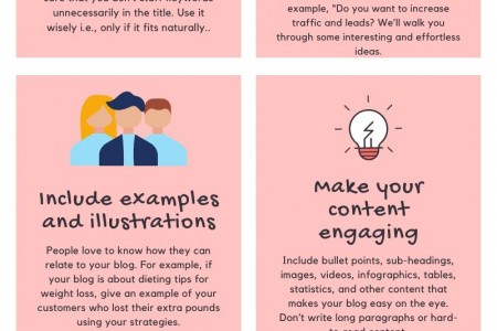 5 tips to write an outstanding blog post MW Infographic