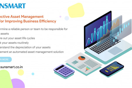 5 Top Asset Management Tips for Improving Business Efficiency Infographic