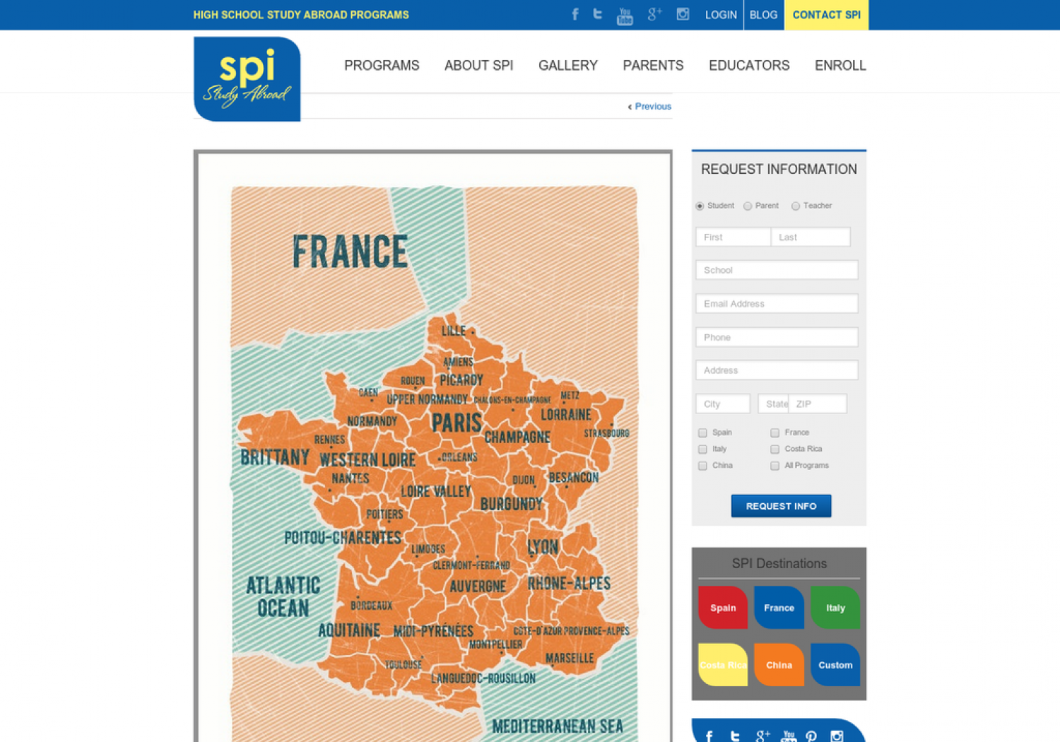 5 Undiscovered Cities in France You'll Want to Visit Immediately  Infographic