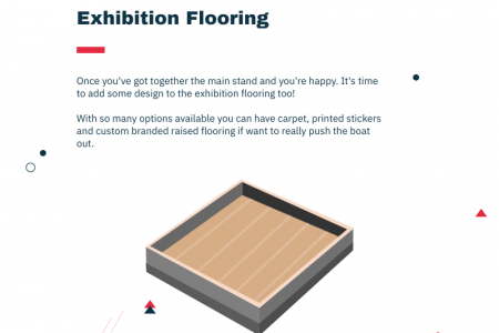 5 Ways To Boost Your Exhibition Booth Infographic