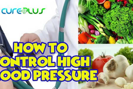 5 ways to control high blood pressure without medicine Infographic