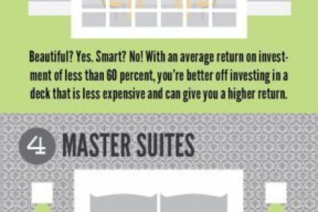 5 Worst Home Improvements For Sellers Infographic