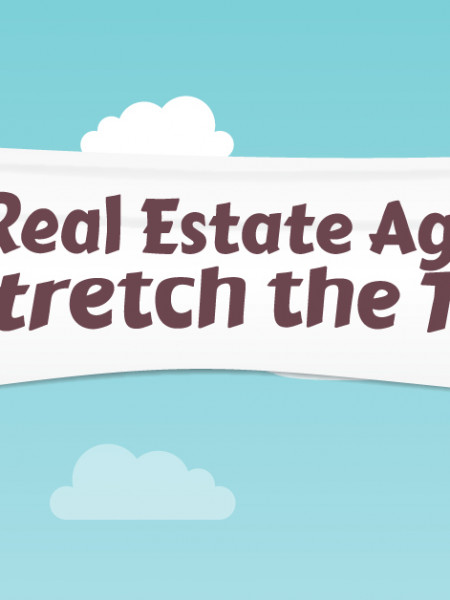 5 Ways Real Estate Agents Stretch The Truth Infographic