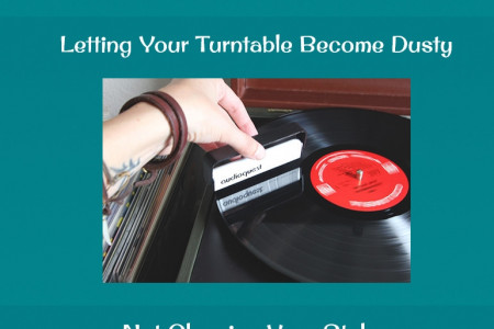 6 Common Mistakes People Make When Playing Records Infographic