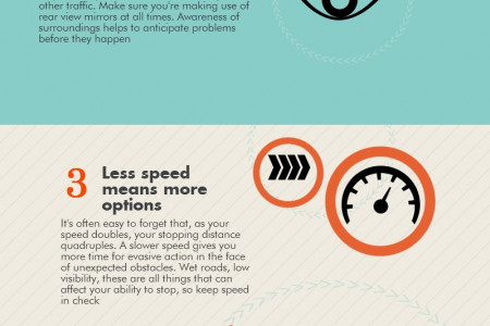 6 Motorcycle Safety Tips  Infographic
