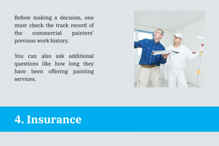 6 Things to Consider Before Hiring Commercial Painters Infographic