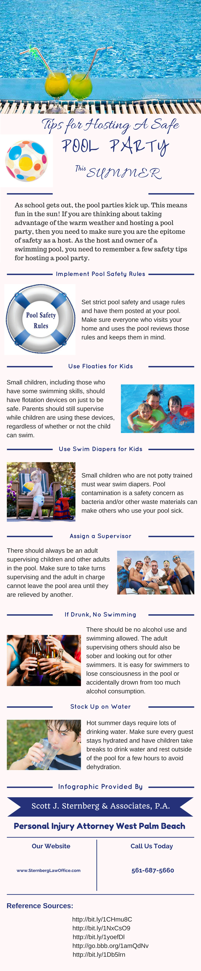 This A Safe 6 Party ly Summer Tips For Pool Hosting Visual