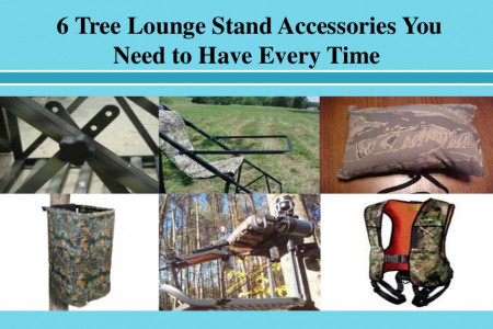 6 Tree Lounge Stand Accessories You Need to Have Every Time Infographic