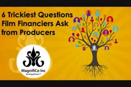 6 Trickiest Questions Film Financiers Ask From Producers  Infographic