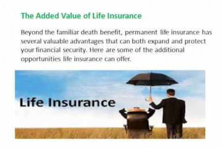 6 Way Life Insurance Can Benefit You Infographic