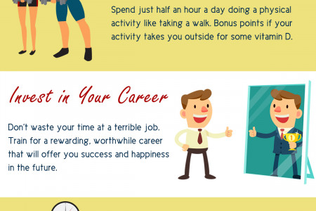 6 Ways to Invest in Yourself Infographic