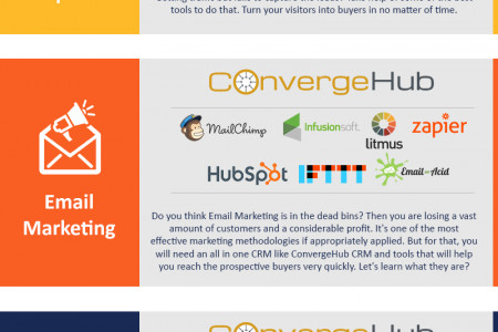 65 Small Business Tools To Boost Your Productivity  Infographic