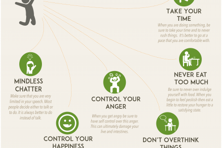 6 Ways Stay Young Forever Infographic