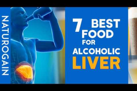 7 Best Foods to Protect Liver from Alcohol Damage [QUICKLY] Infographic