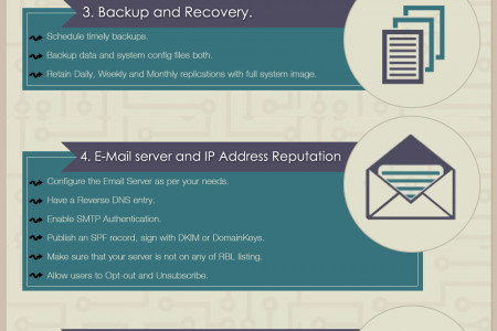 7 Best Practices for Server Optimization Infographic