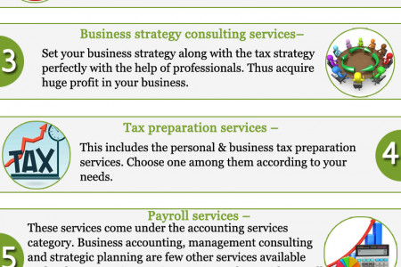 7 Big Reasons to Approach a Tax Service Provider Infographic