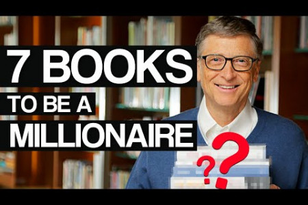 7 Books that Made Millionaires – 2020 Bestsellers Infographic