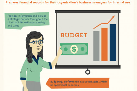 7 Career Options for the Aspiring Accountant Infographic