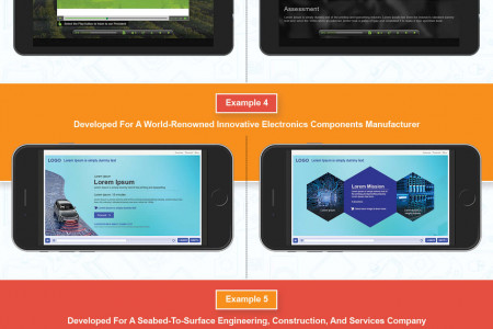 7 Induction and Onboarding Strategies for Corporate Training Infographic