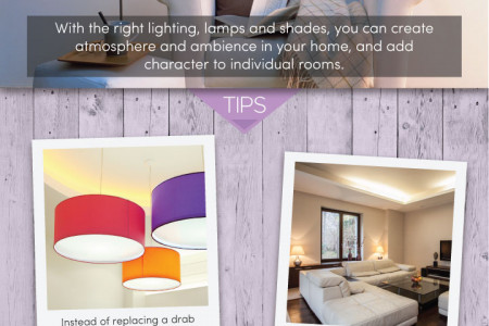 7 Low Cost Ways to Make Your Home Look Amazing  Infographic